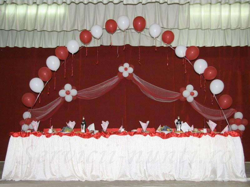 Ofer ospatari pentru nunti, botezuri, petreceri!